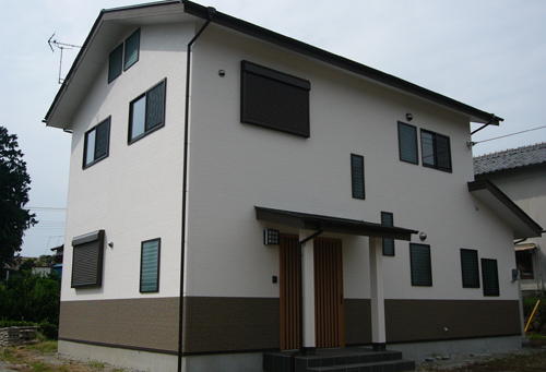 伊豆の国市新築E邸