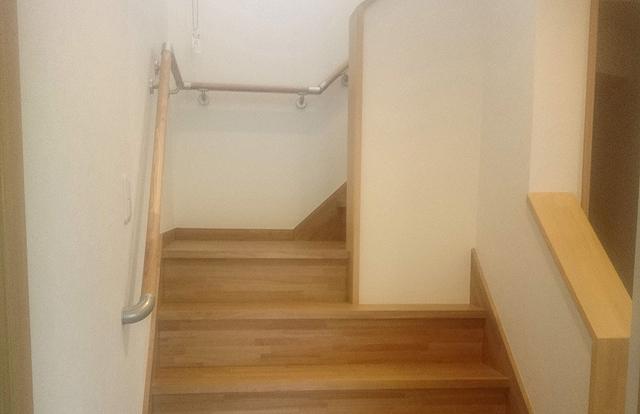 介護リフォーム階段