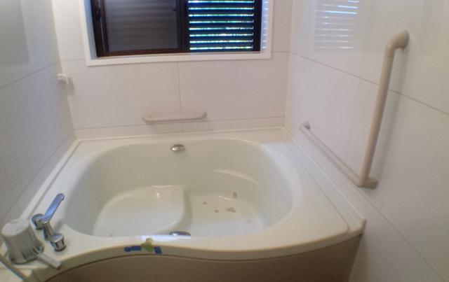 介護リフォーム浴室